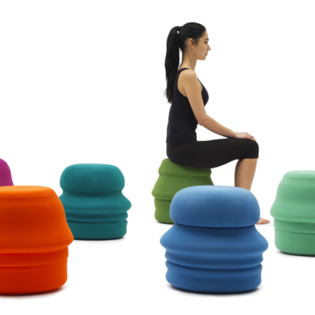 Pouf - Santapouf Pro - by Denis Santachiara for Campeggi
